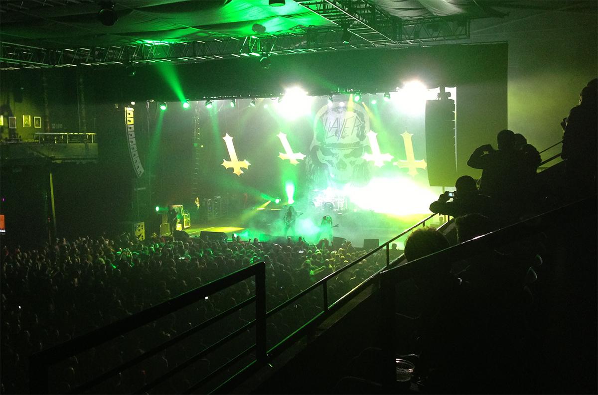 Houston, TX show.