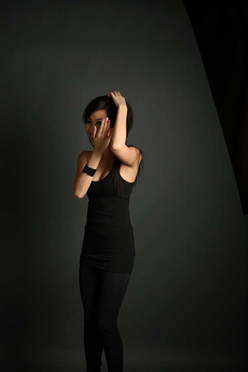 Model:  Annie Tran