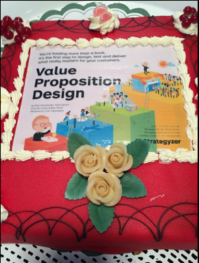 Value Proposition Design Meets Amsterdam