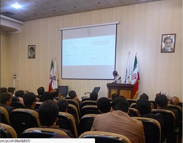 Value Proposition Design Meets Tehran
