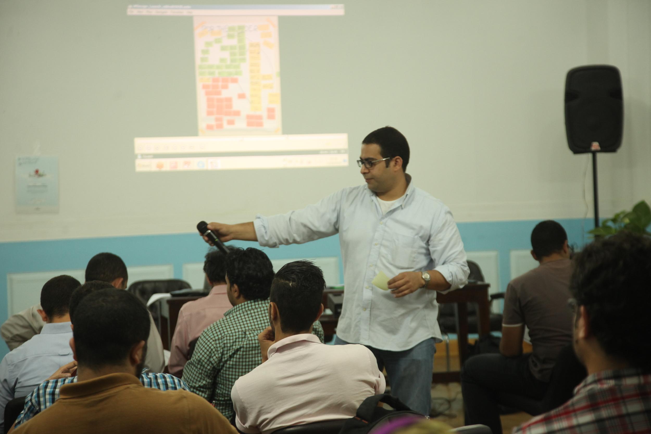 Value Proposition Design Meets Cairo