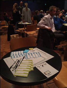 Value Proposition Design Meets Oslo