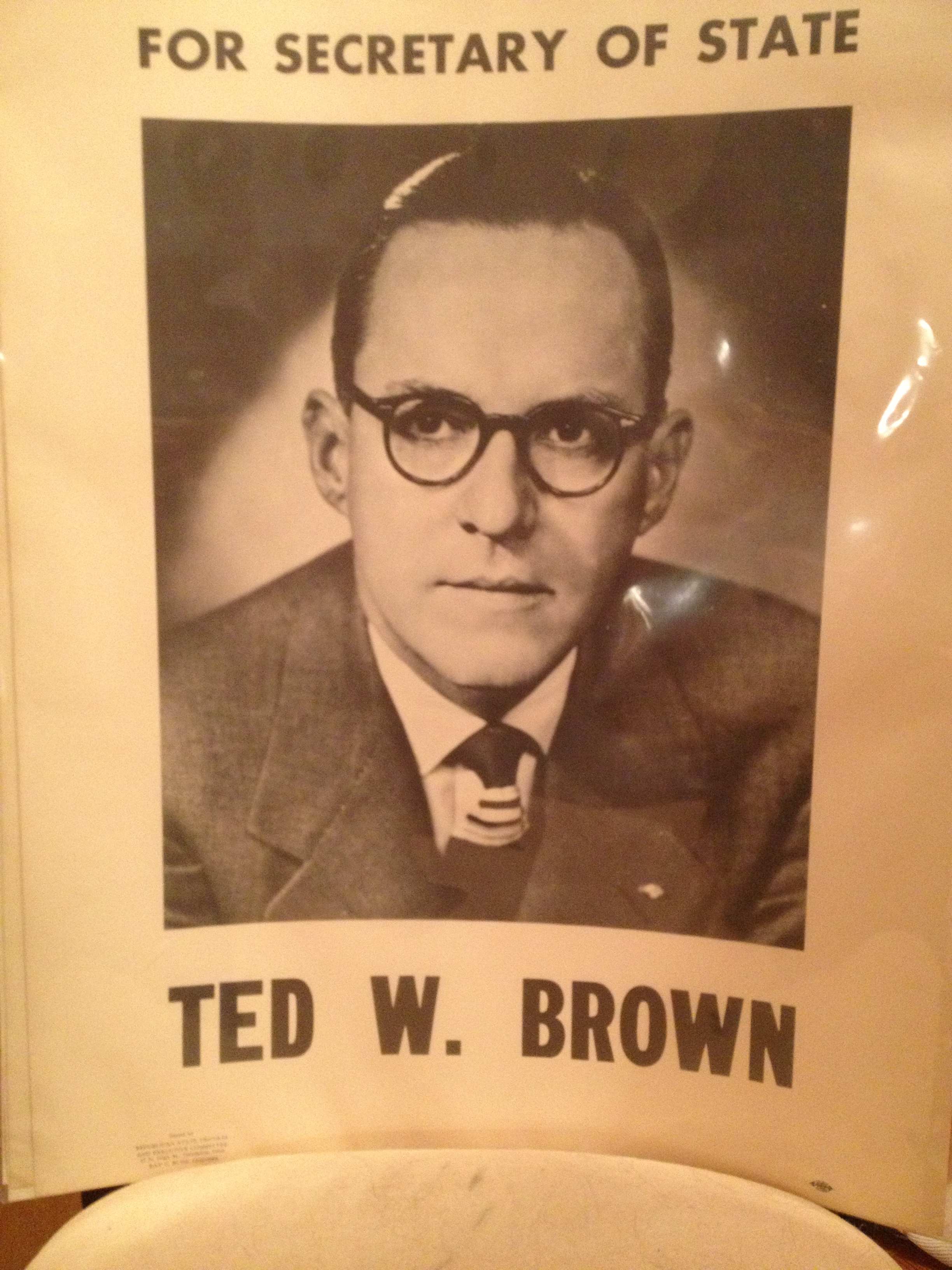 Poster OH-1954 Ted Brown.jpg