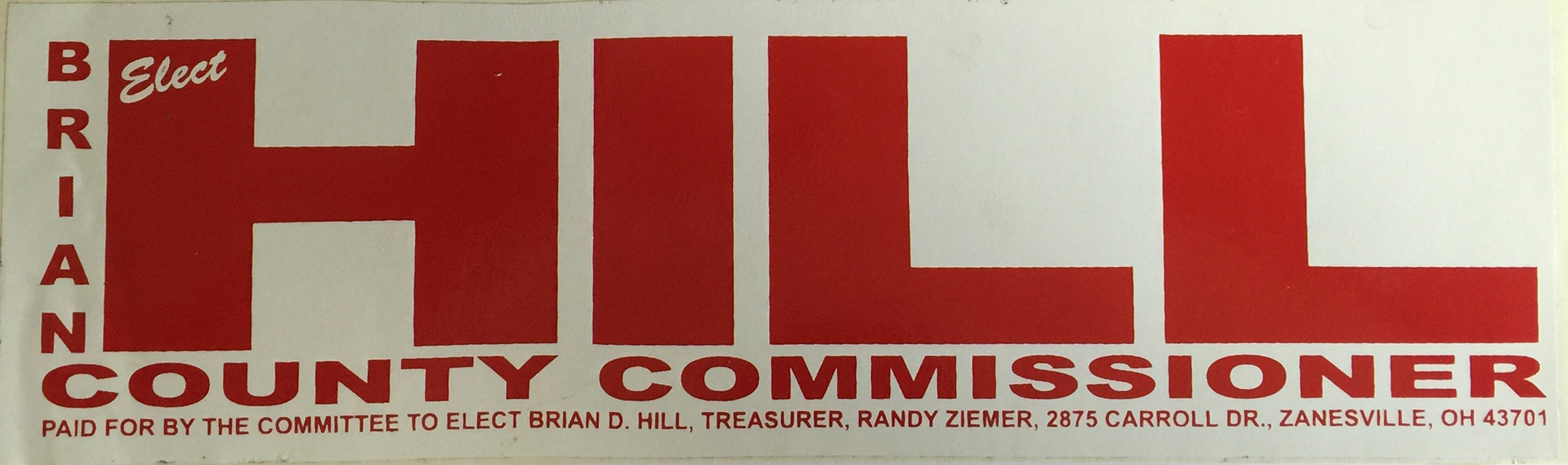 Sticker-commissoner HILL.jpg