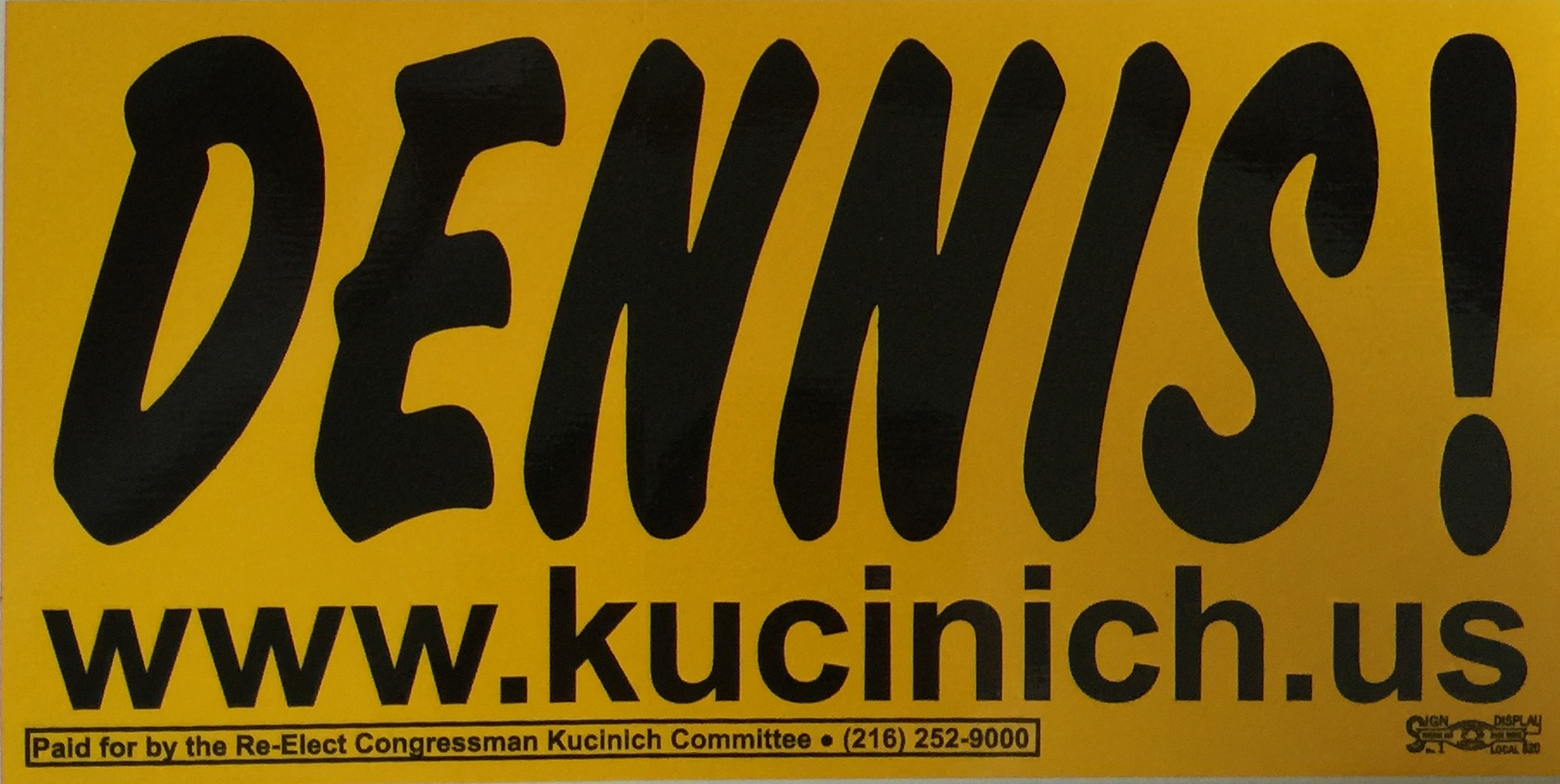 Sticker-congress KUCINICH 2.jpg