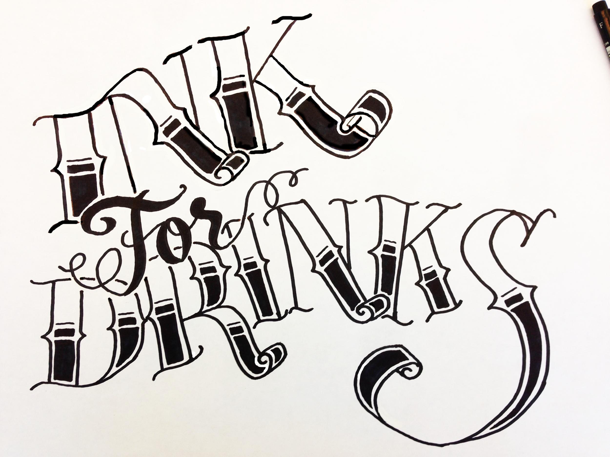 Ink_for_drinks_lettering