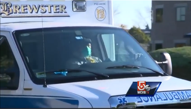 10-13-14 — WCVB: Ambulance company describes Ebola precautions