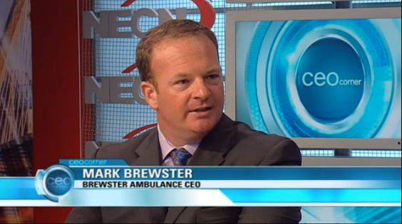 1-17-14 — NECN CEO Corner: Inside the ambulance business
