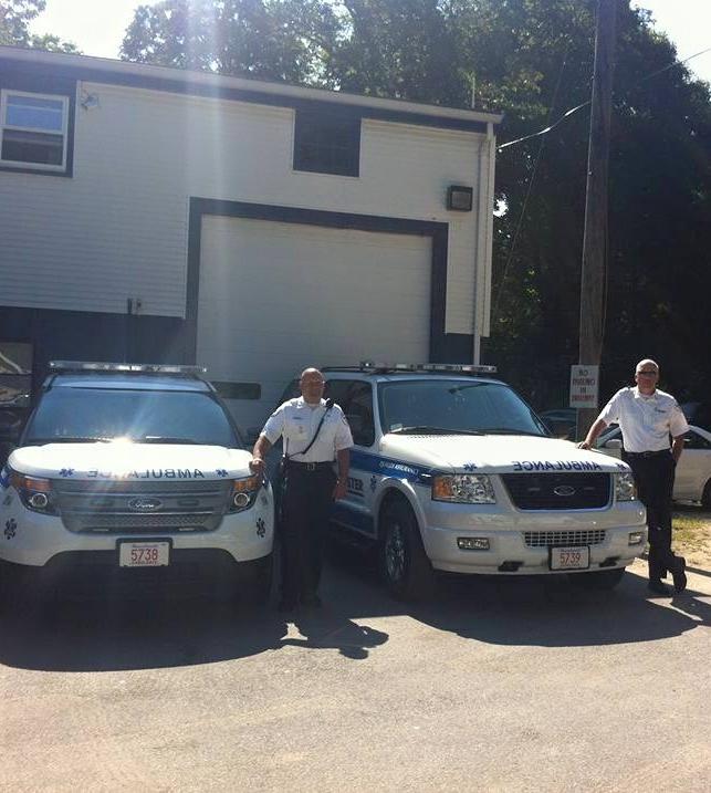 Brewster Ambulances and EMTs