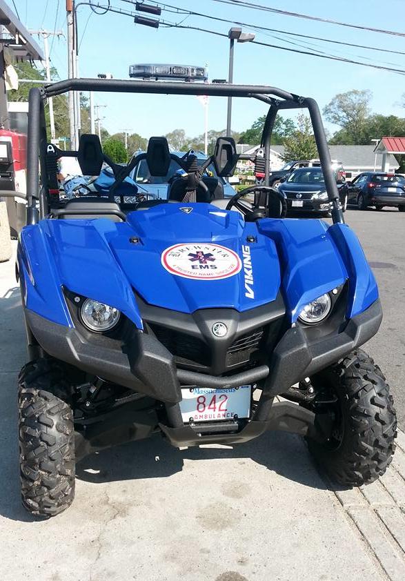 Brewster ATV