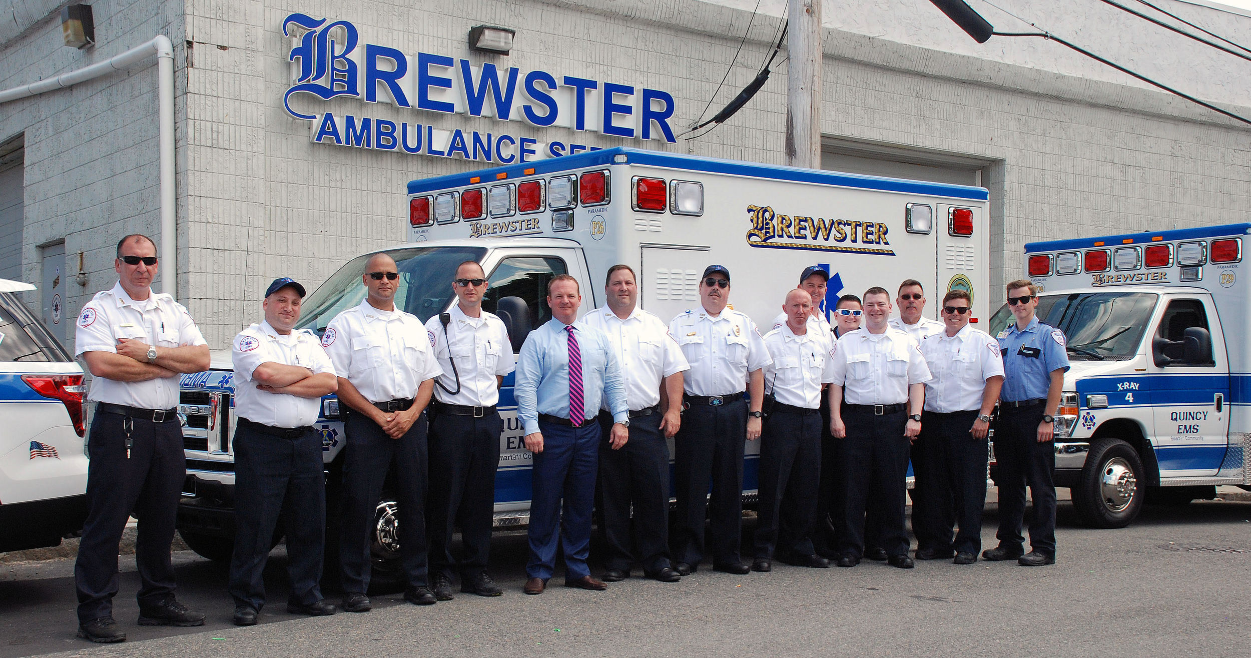 Brewster Ambulance Team