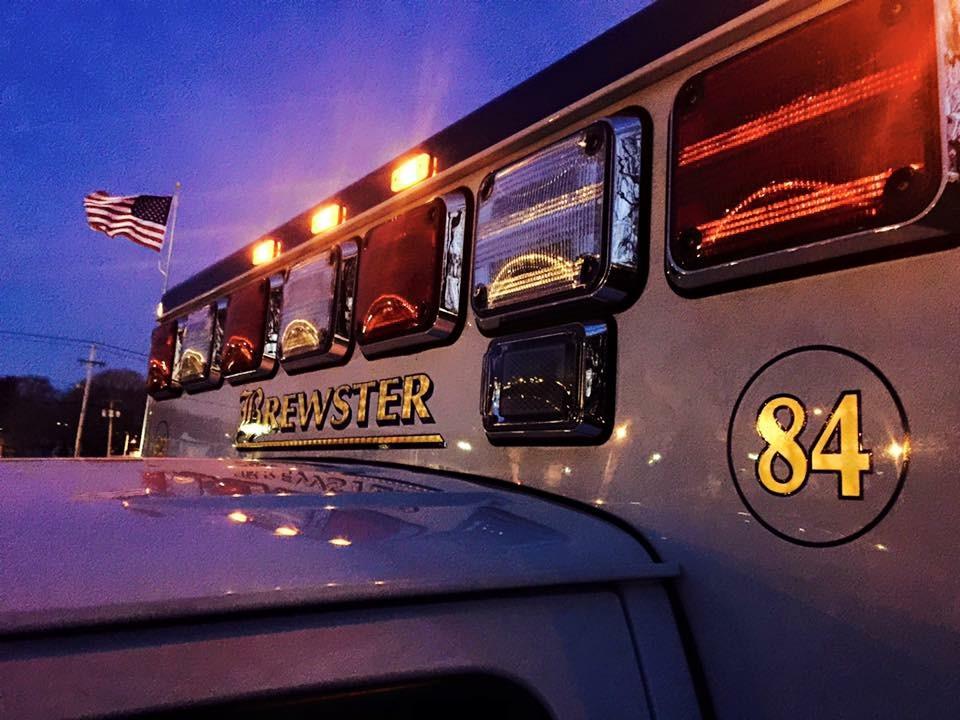 Brewster ALS Ambulance 84