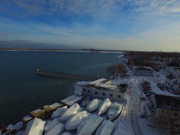 Maritime Center, Quincy