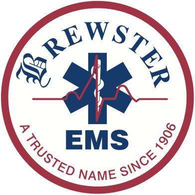 Brewster Ambulance Service seal - eps file