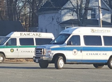 EasCare and Brewster chair cars