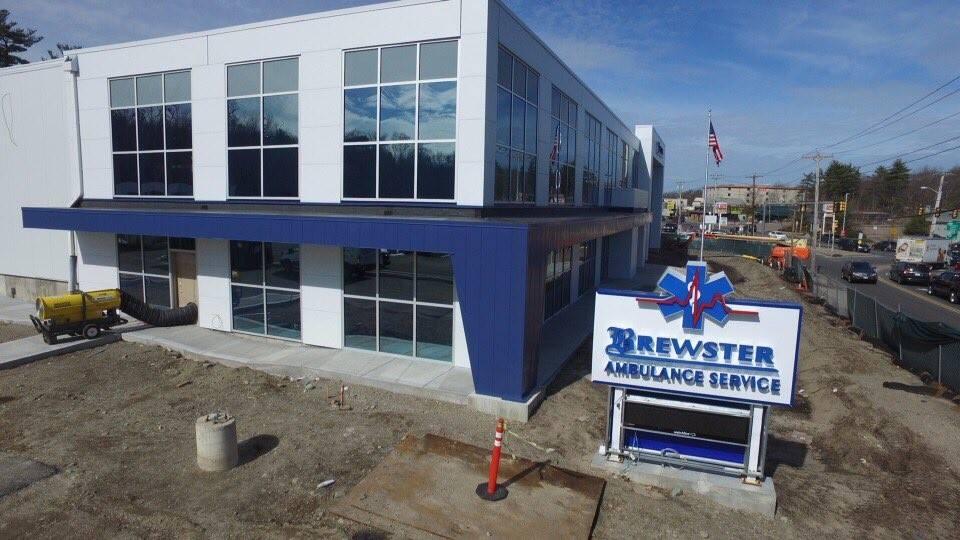 Building progress, February 2017