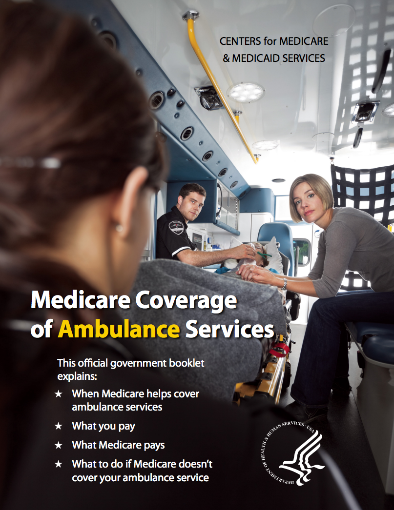 Medicare Coverage of Ambulance Services (PDF)