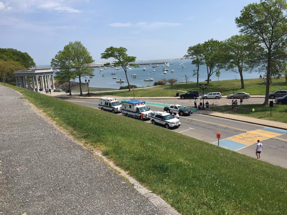 Heroes Live Forever 5K, supporting the memory of Plymouth MC Officer Gregg Maloney (5/2016)