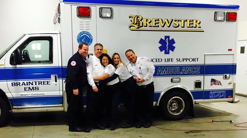 BAS Braintree crew