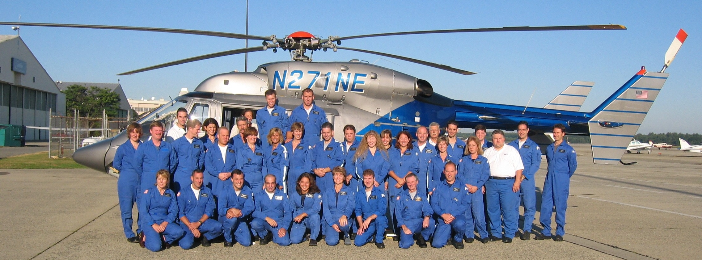 MedFlight Team, circa 2004
