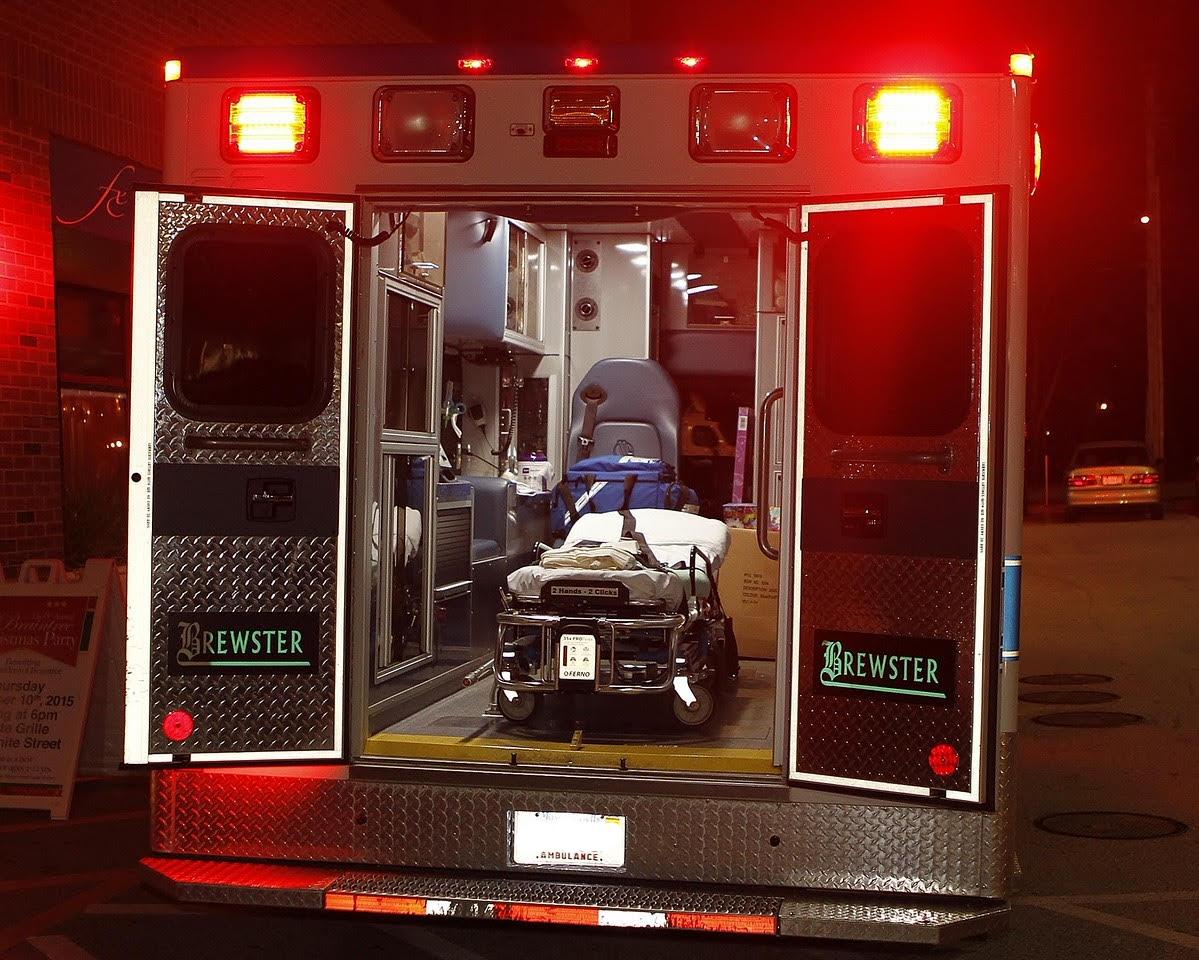 Patient compartment