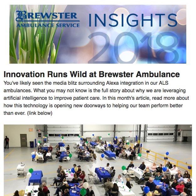 April 2018 Insights Newsletter