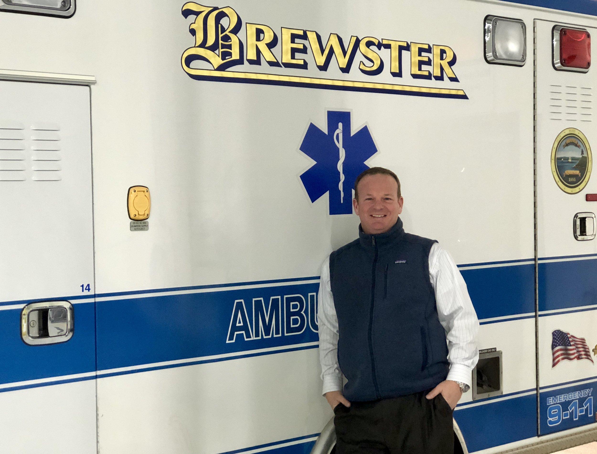 Mark Brewster