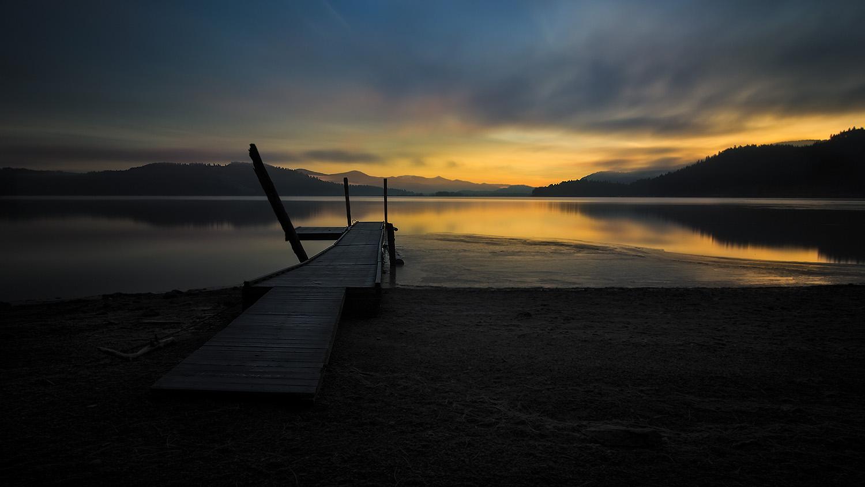 """Invitation""    Chatcolet Lake, Idaho"