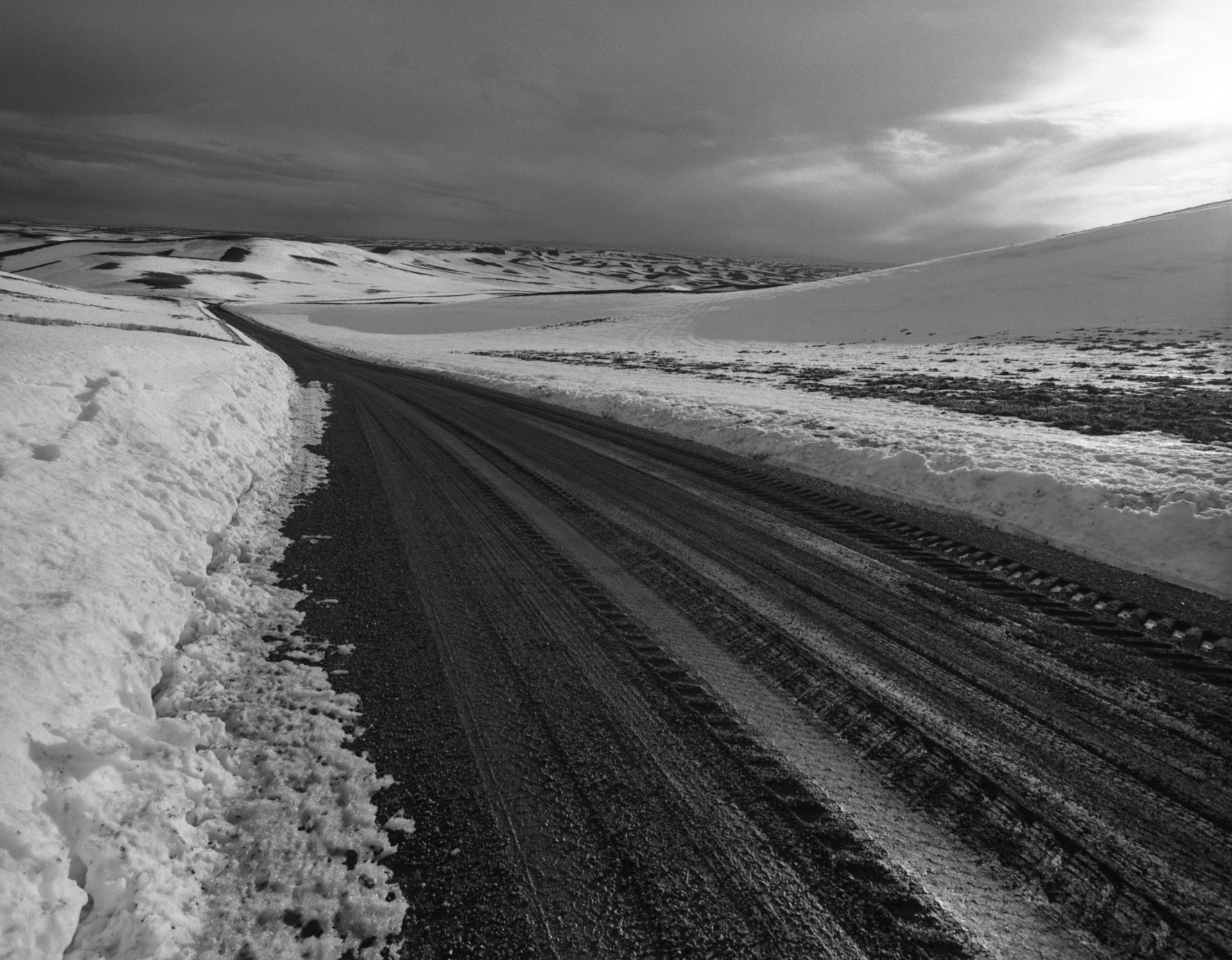 Somewhere on the Idaho/Washington border. Neopan 400 on the Pentax 67.