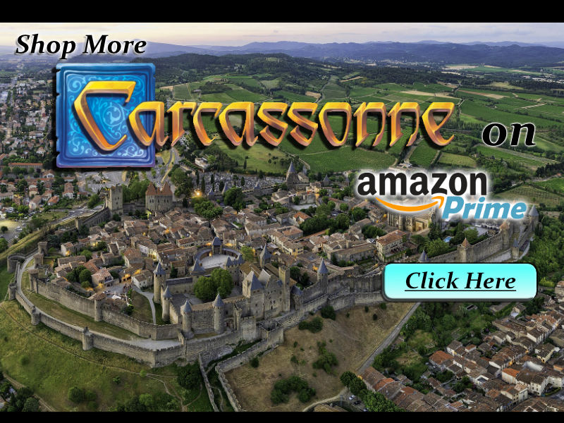 Panorama of the Cité de Carcassonne ( Wikipedia )