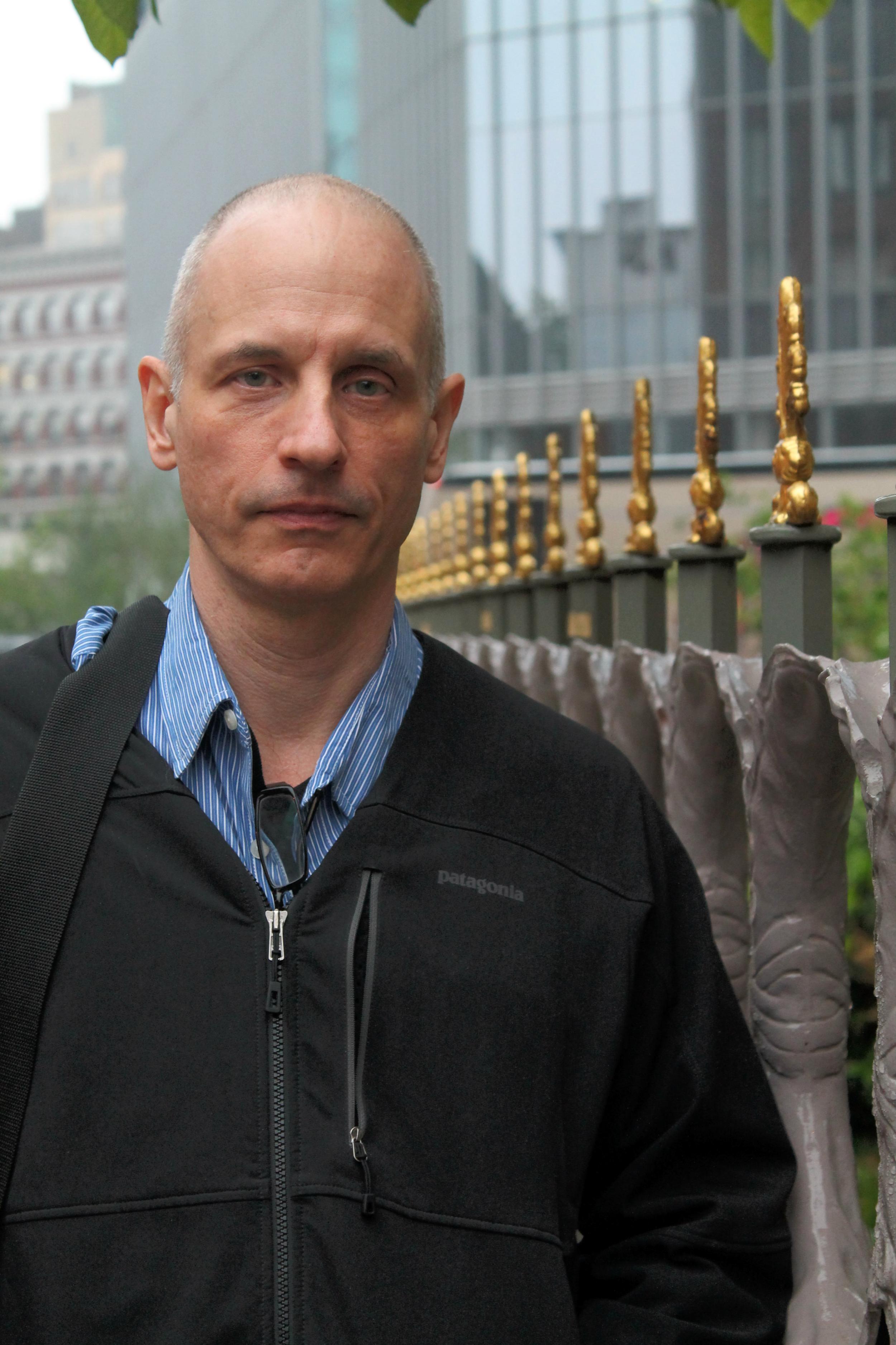 Erik Friedlander (NYC) - photo by Ava Friedlander