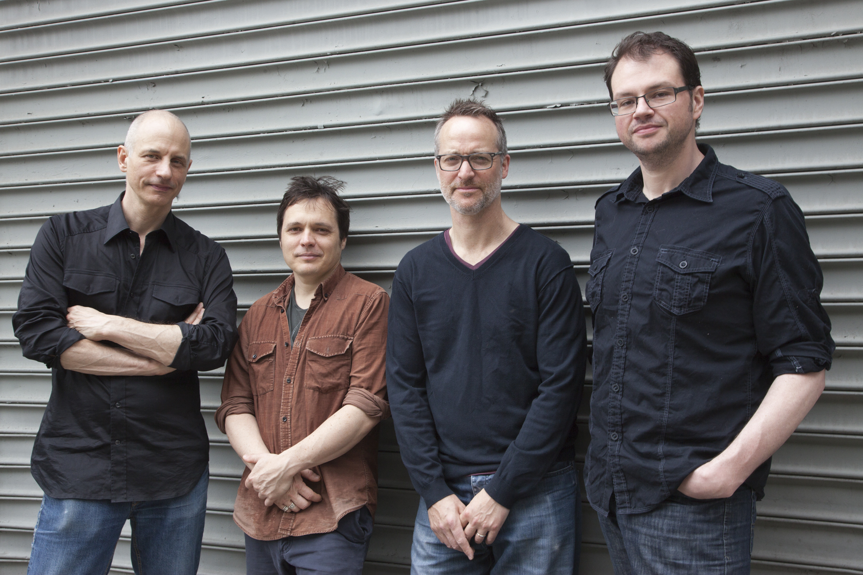 Bonebridge - Erik Friedlander, Trevor Dunn, Michael Sarin, Doug Wamble