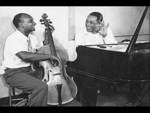 Pettiford with Duke Ellington.