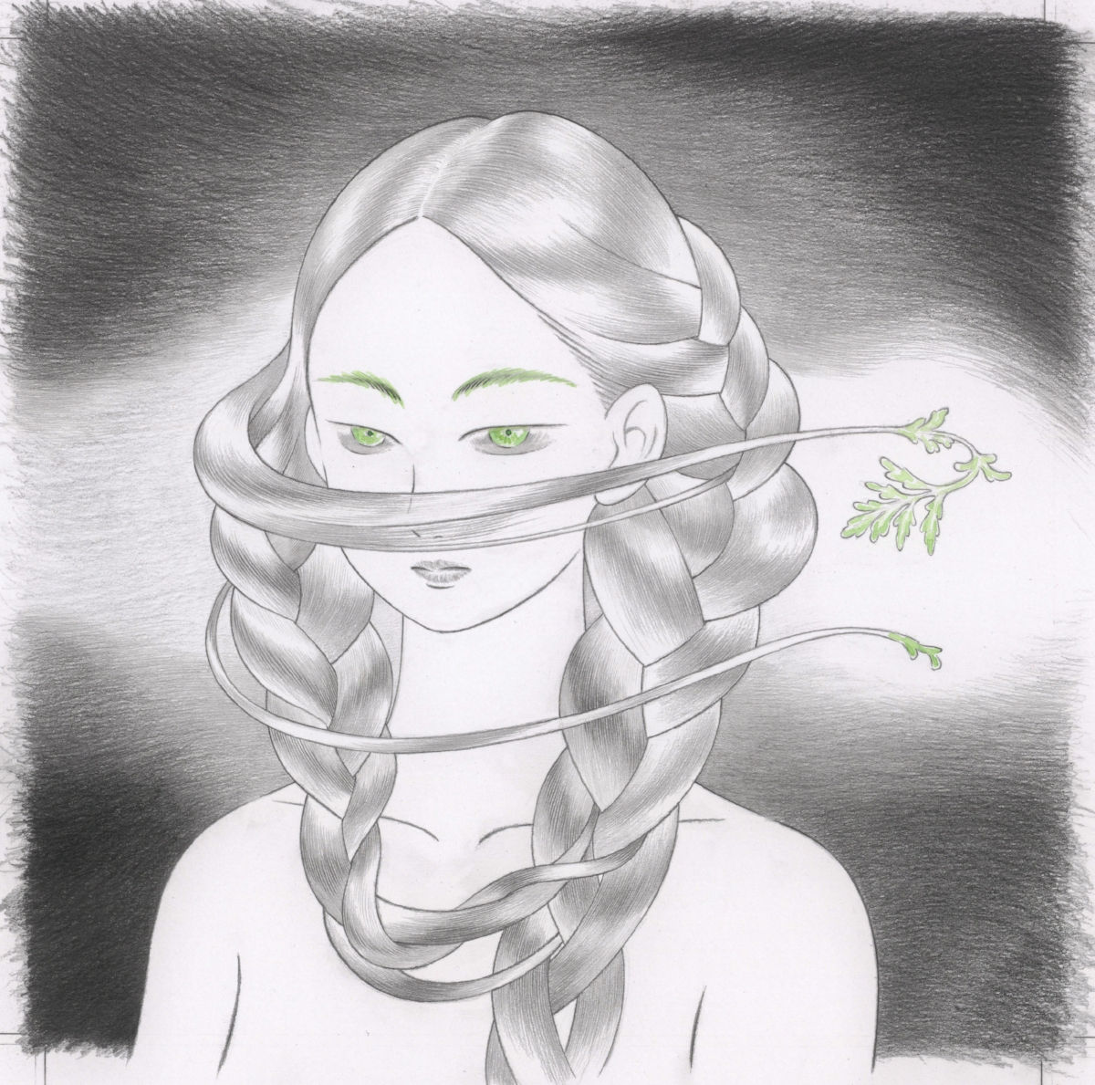 Artwork by Akino Kondoh - Possible Cover Image