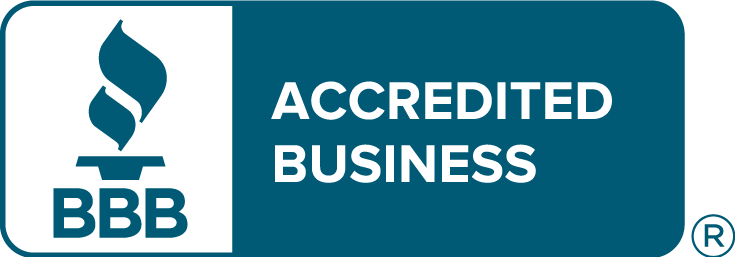 Accredited business since 1995