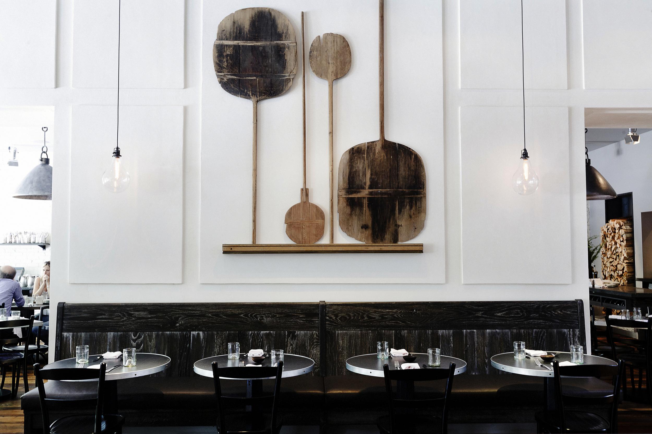 No.246 | Smith Hanes. restaurant interior
