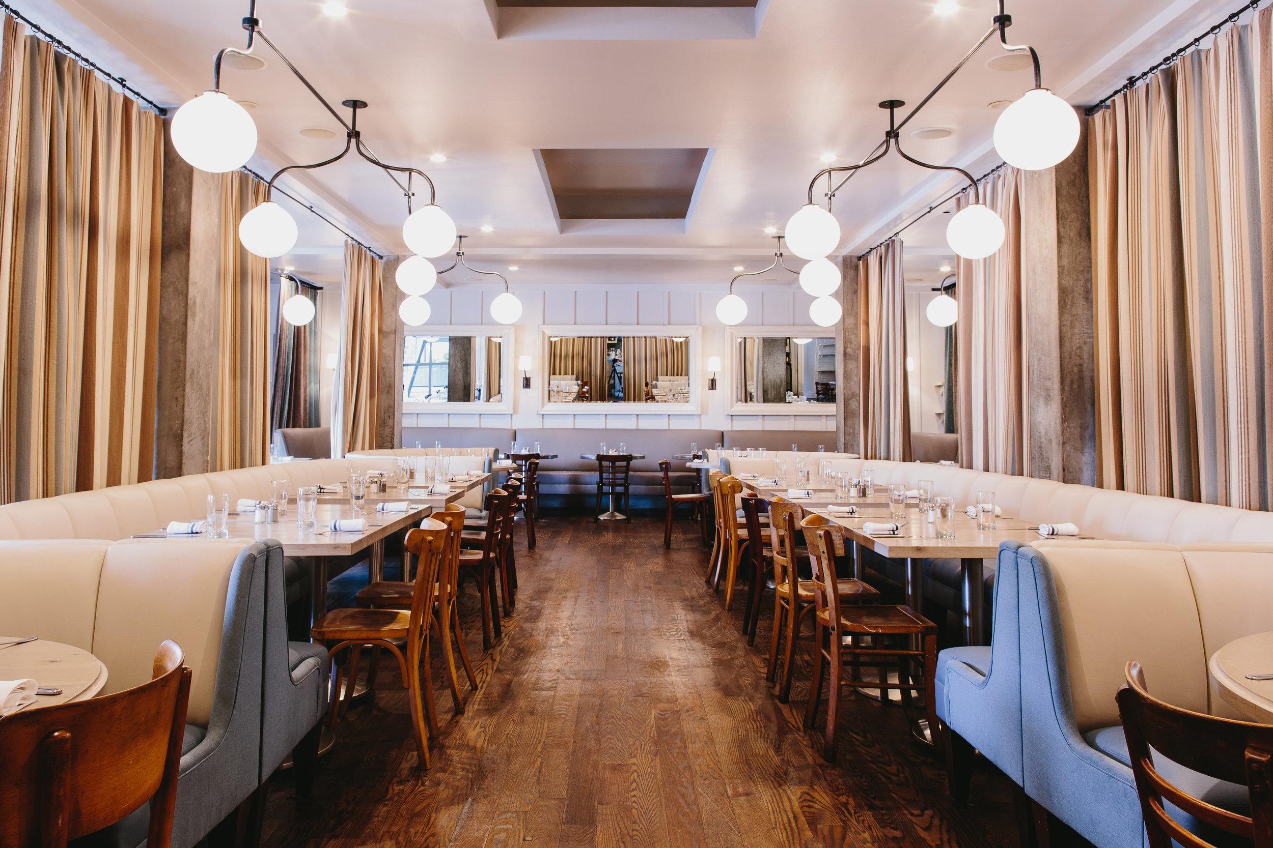 JCT. Kitchen & Bar   Smith Hanes. restaurant interior
