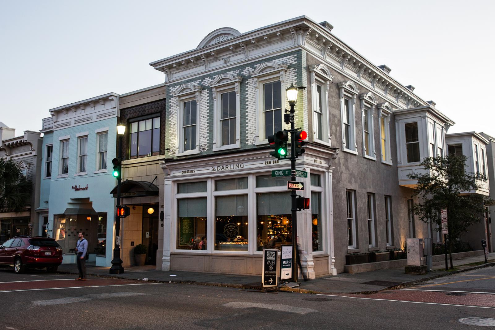 The Darling   Smith Hanes. restaurant exterior