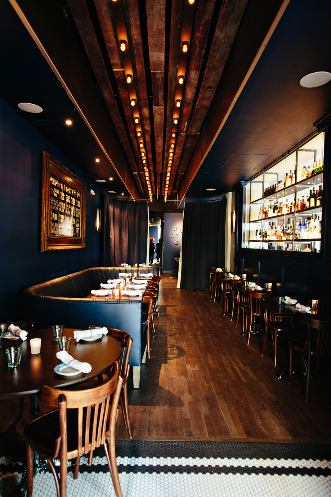 The Darling   Smith Hanes. restaurant lounge