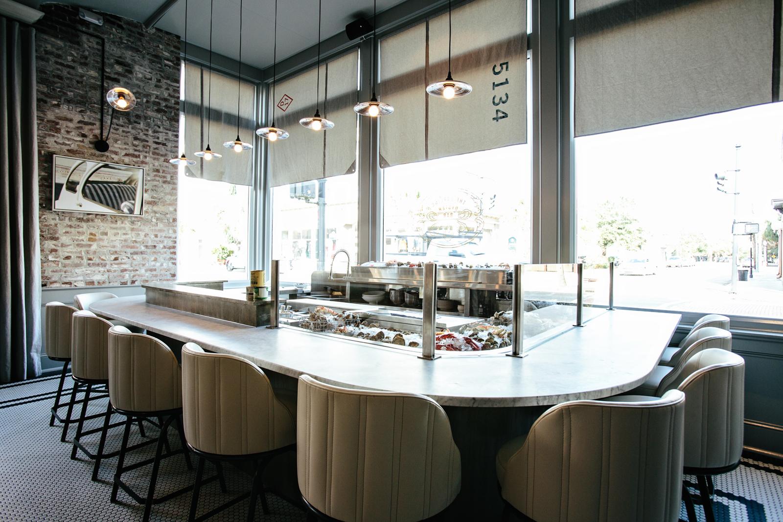 The Darling   Smith Hanes. restaurant oyster bar