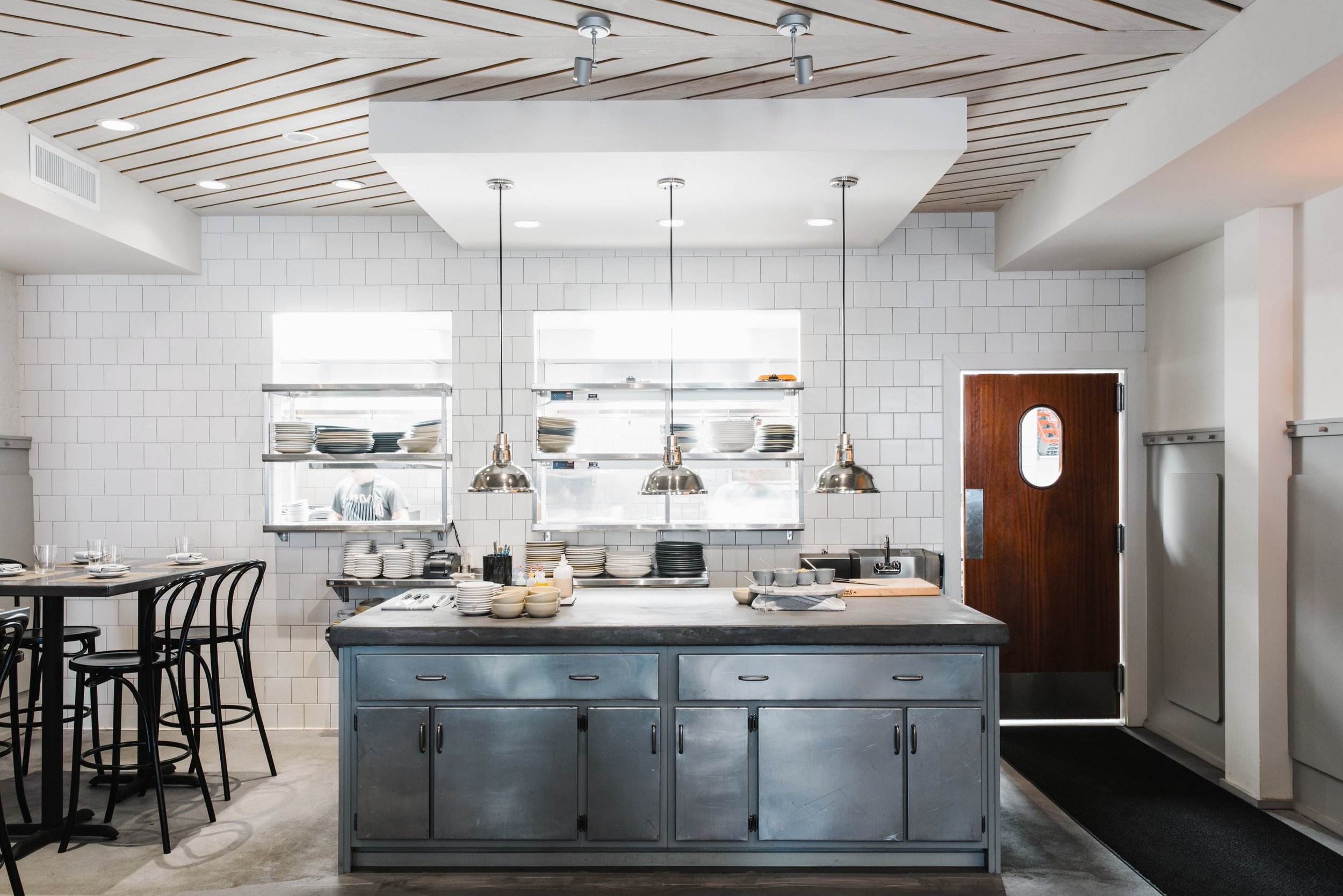 Southern National | Smith Hanes. Chef Station
