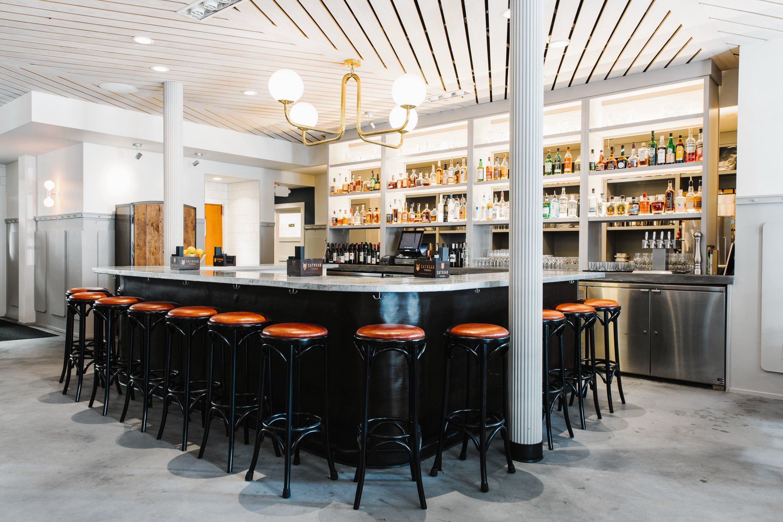 Southern National | Smith Hanes. Main Bar