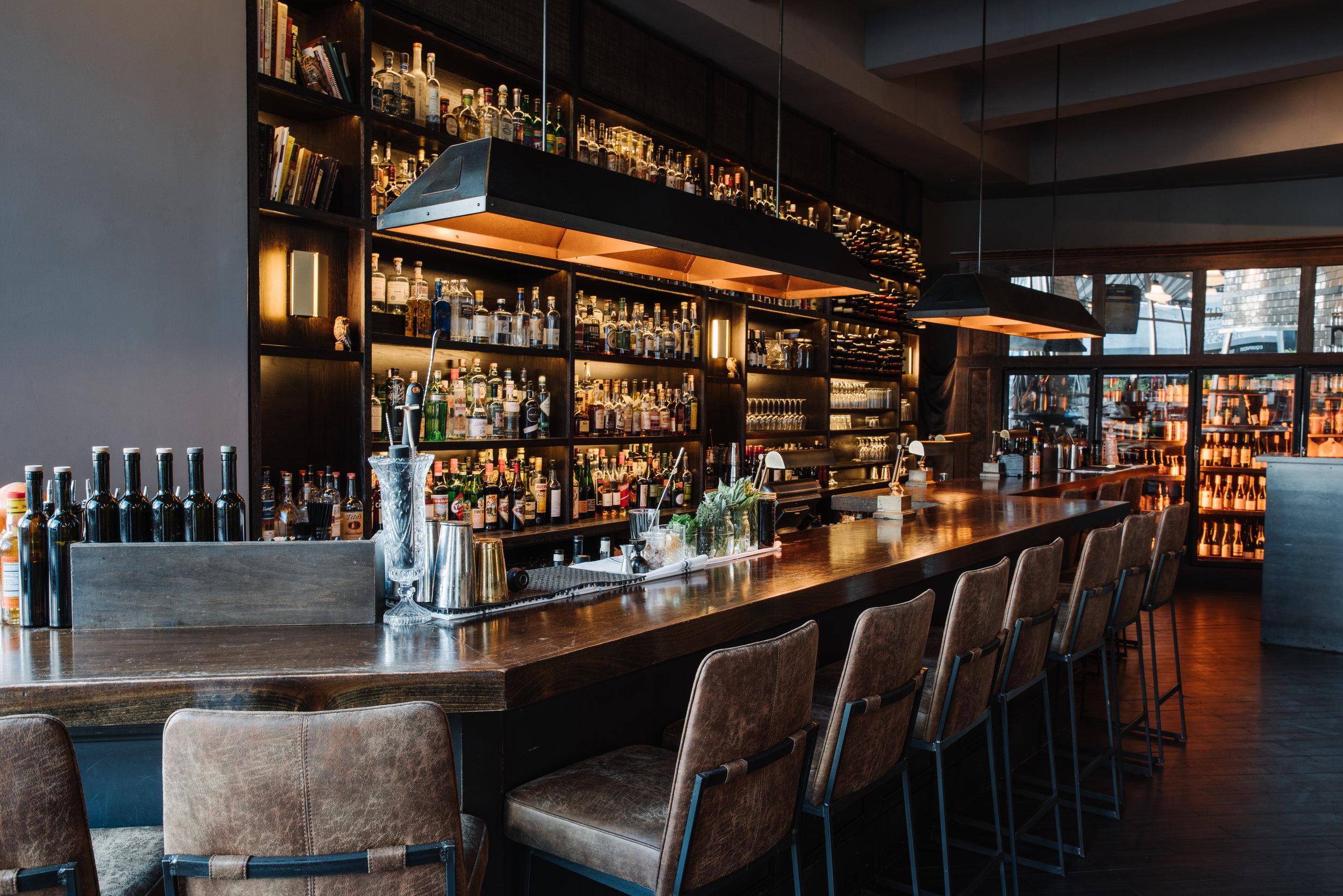 The Lawrence | Smith Hanes. Main Bar