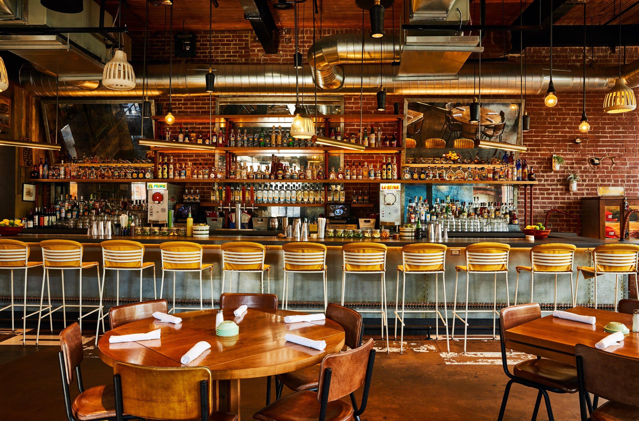 Superica Charlotte | Smith Hanes. Main Bar