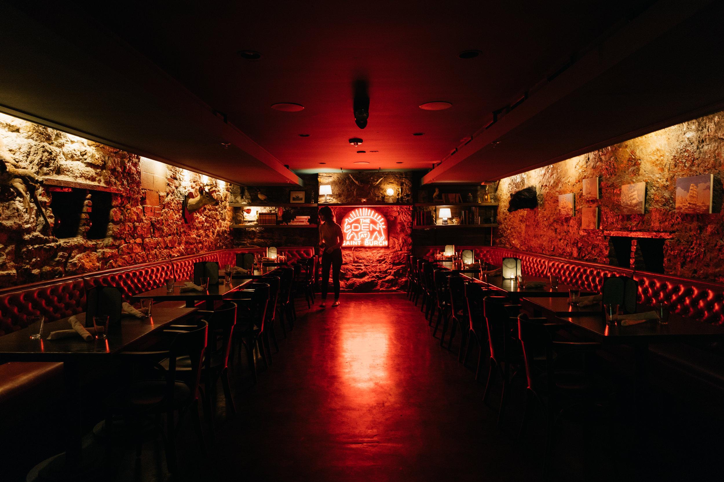 St. Burch Tavern | Smith Hanes. The Den