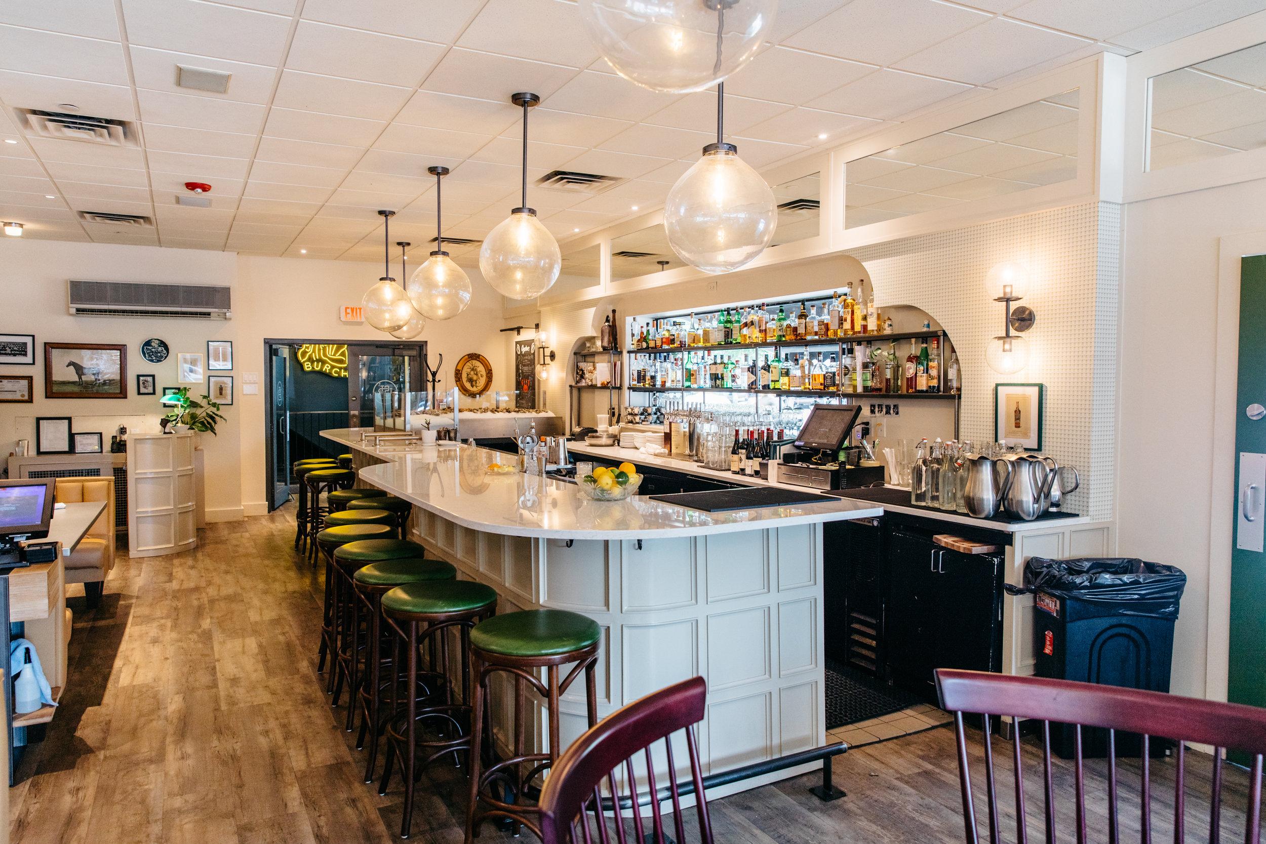 St. Burch Tavern | Smith Hanes. Main Bar