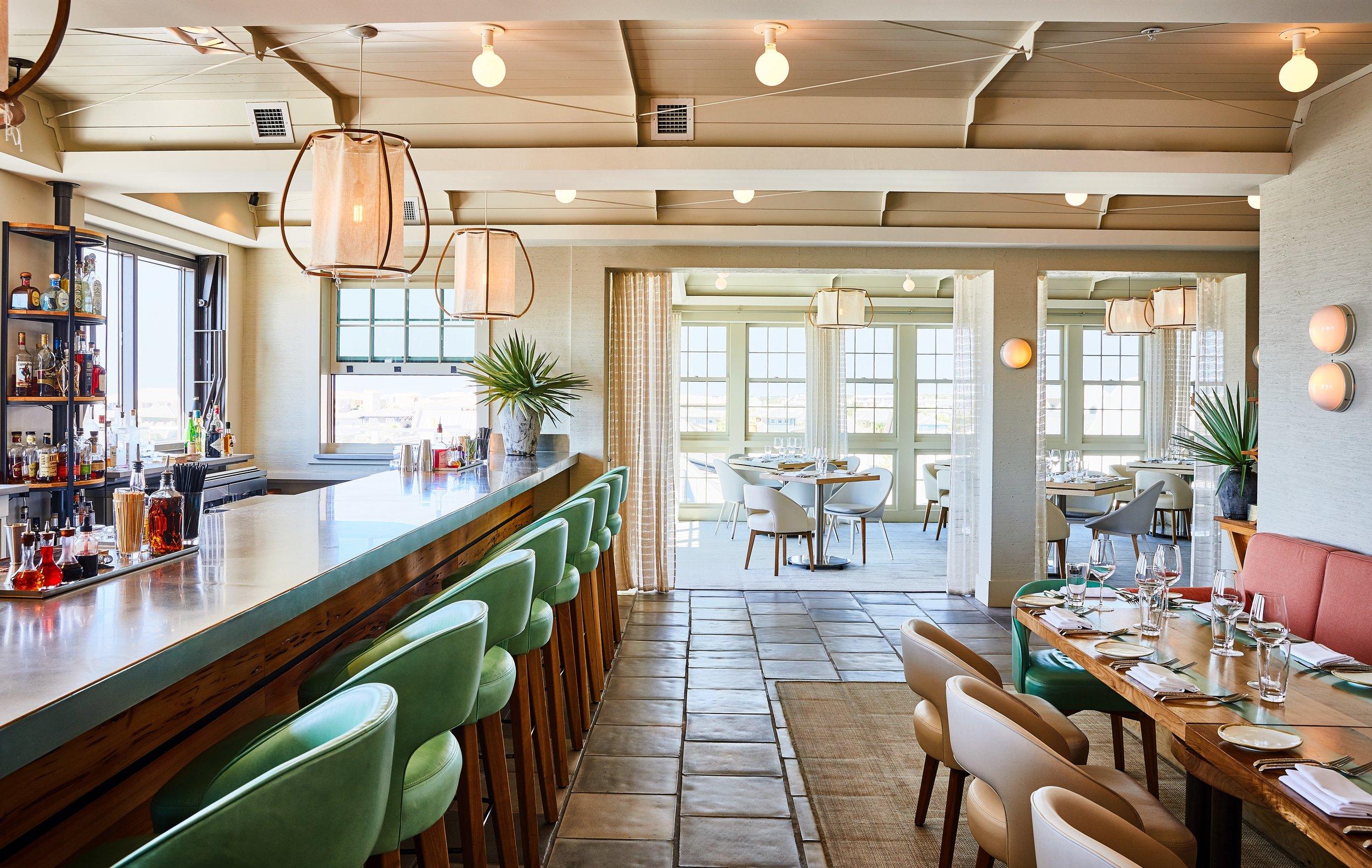 Pescado | Smith Hanes. Inside Bar