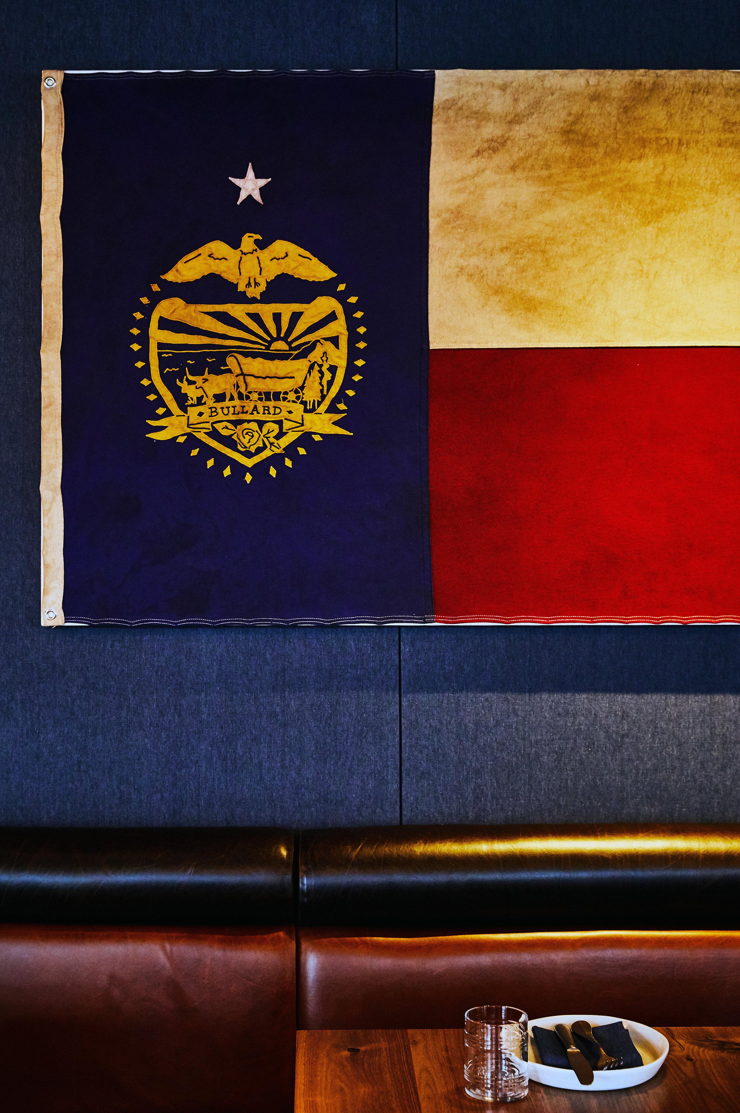 Bullard | Smith Hanes. Bullard Flag