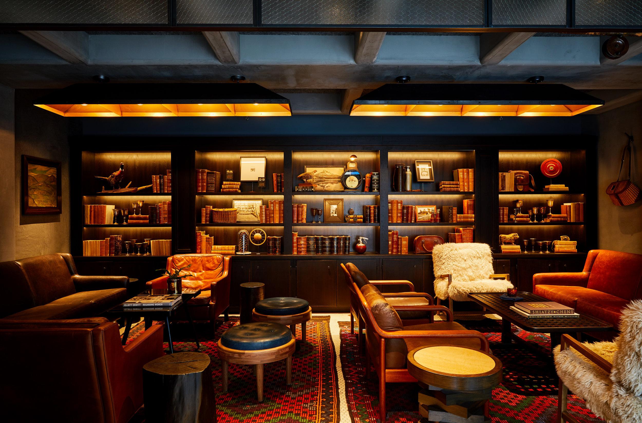 Bullard | Smith Hanes. Library