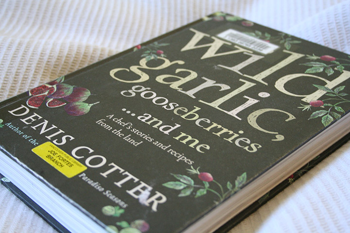 Wild Garlic, Gooseberries... and Me  by Denis Cotter. A great book for recipes, foraging info, and engaging narratives about food.